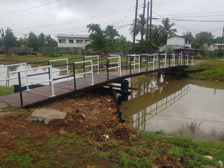 Foot Path bridge