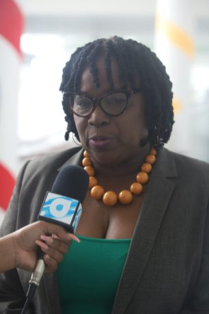 Jennifer Ferreira-Dougall, Regional Executive Officer, West Demerara - Essequibo Islands