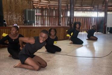Creative Bond, Dance Group, performing.