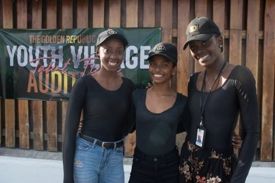 Enigma Dance Studio Representatives.