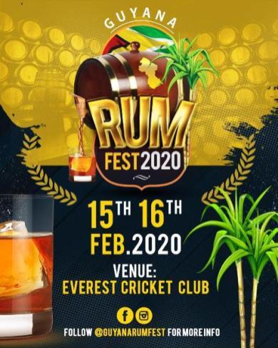 Rum fest logo