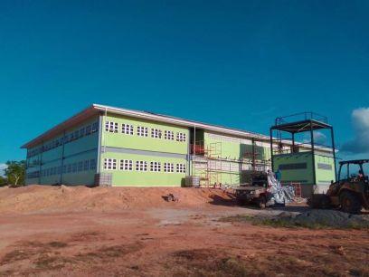 The Hinterland Green Enterprises Centre, Annai, Region 9