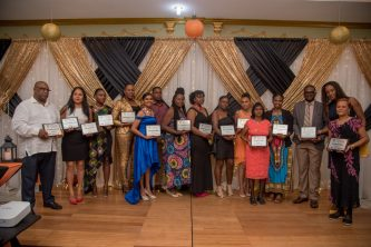 The Awardees