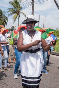 Minister of Education Hon. Dr. Nicolette Henry
