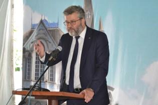 His Excellency Ponz Canto, Ambassador of the Delegation of the European Union (EU).