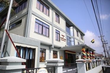 Ramphal House.