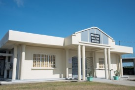 The first-ever dialysis centre in Berbice
