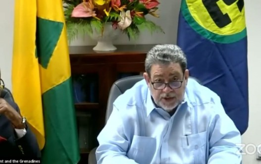 New Chair of CARICOM, Dr. Ralph Gonsalves, Prime Minister of St. Vincent and the Grenadines