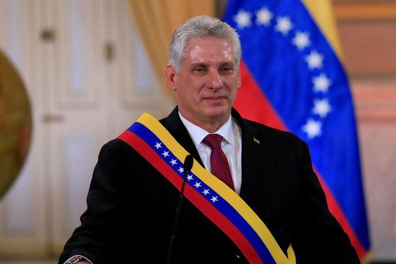 President of Cuba, Hon. Miguel Díaz-Canel Bermúdez