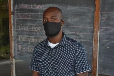 Caribbean First Class Elementary, Educator, Vinton Blair