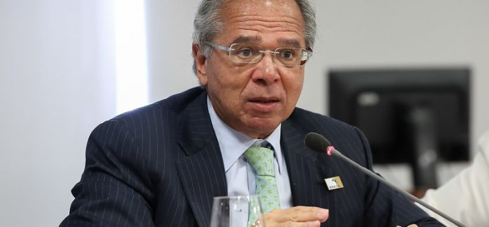 Hon. Paulo Guedes, Economy Minister of Brazil
