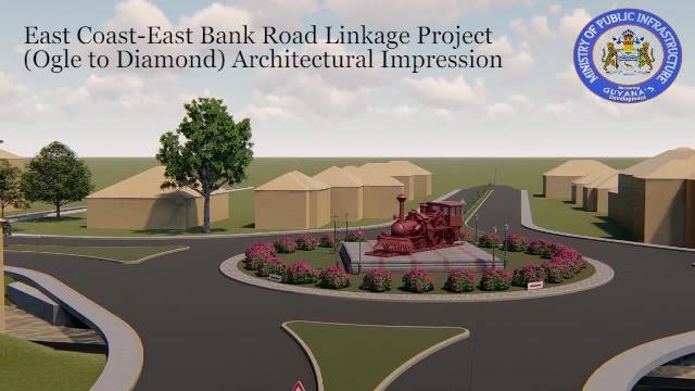 Project Design of the East Coast-East Bank Linkage Project