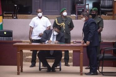 Upper Takutu – Upper Essequibo (Region Nine) Chairman, Mr. Brian Allicock
