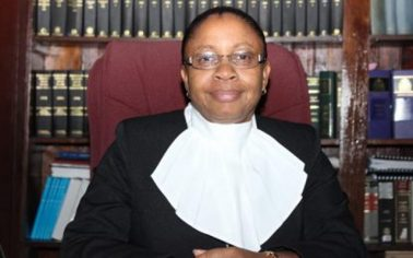 Chief Justice (Ag.) Roxane George