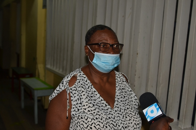 Ms. Genepha Carrington, resident of La Grange