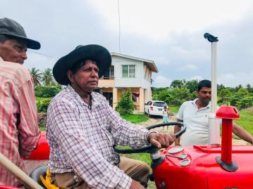Farmer Mr. Phillip Seecharan