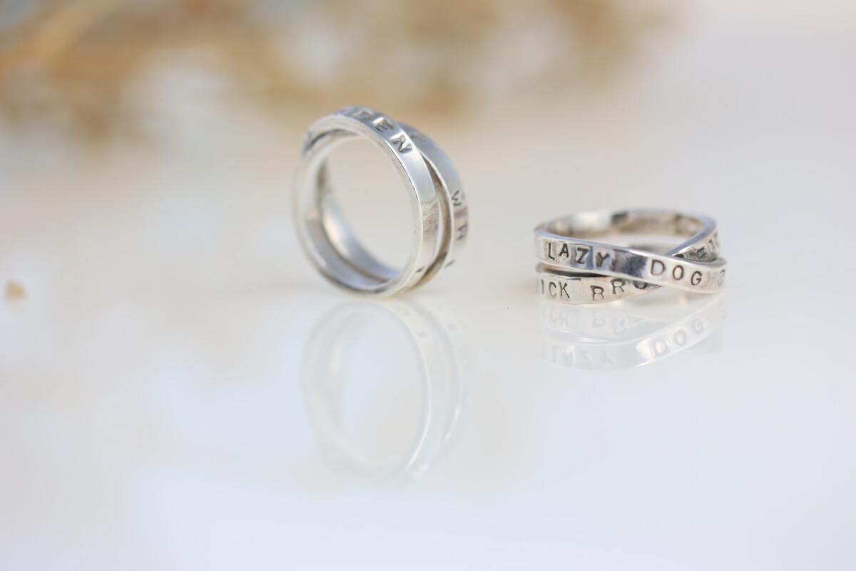 dpi小學校 | 【戒指金工體驗課】自己戴或是情侶都適合的戒指(多款可選)- 8月份 | 講師:轉角金工 T-Point Metal Art