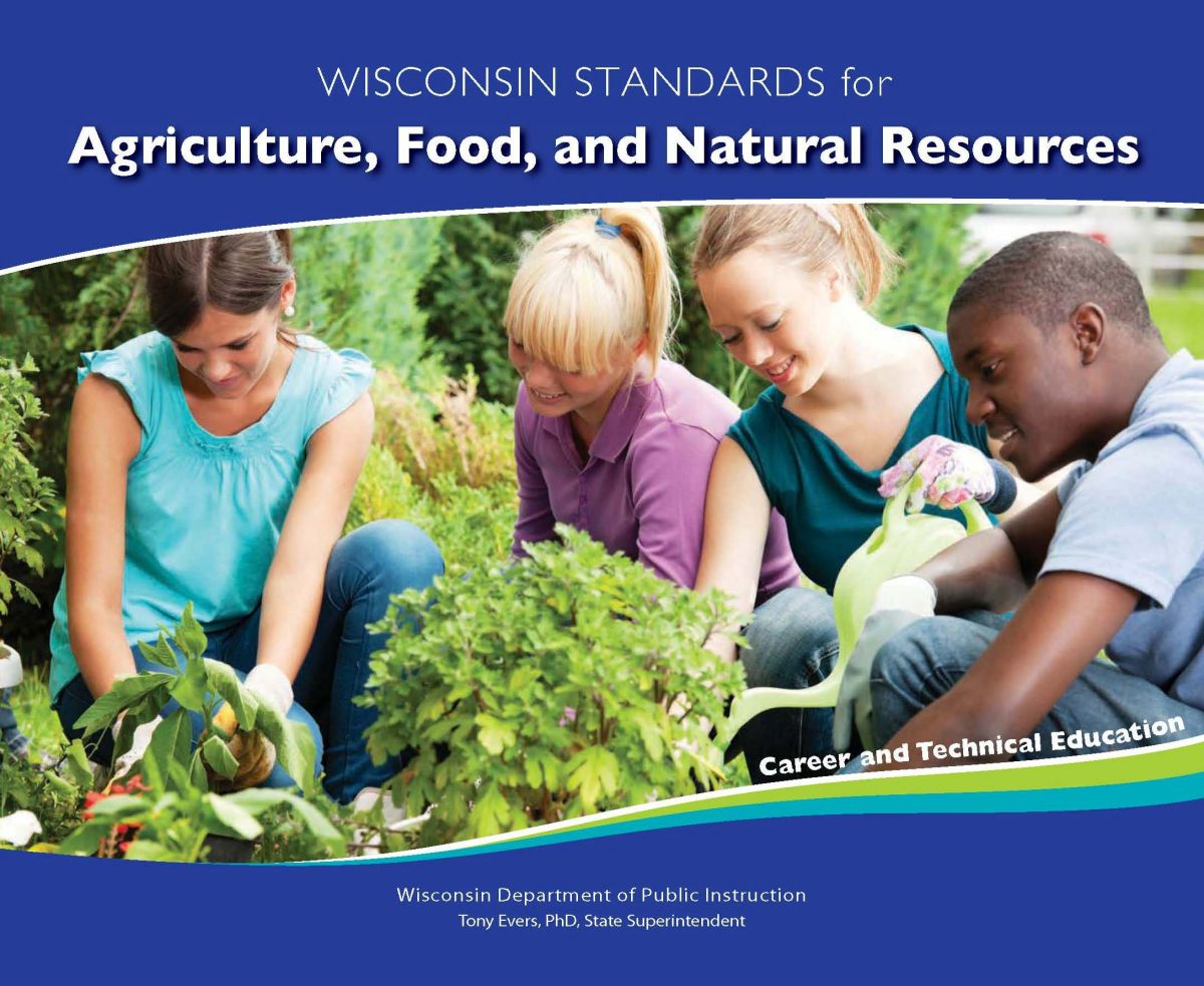 32 Career Cluster Agriculture Food And Natural Resources