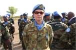 UN peacekeeper 2009. UN photo