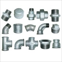 Galvanized Pipes and Fittings
