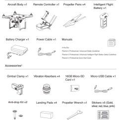 Dji Phantom 2 Wi Fi Wiring Diagram 4 Way Flat To 7 Round Adapter Buy 3 Professional   Store