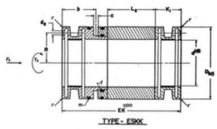Hydraulic Sleeves Drawing