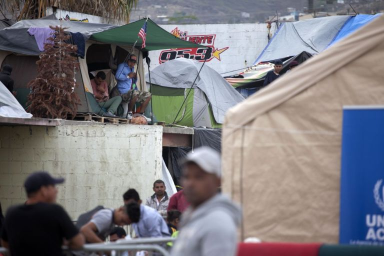 With Migrants Stalled At U.S. Doorstep, Mexico Offers Fresh Start (#GotBitcoin?)