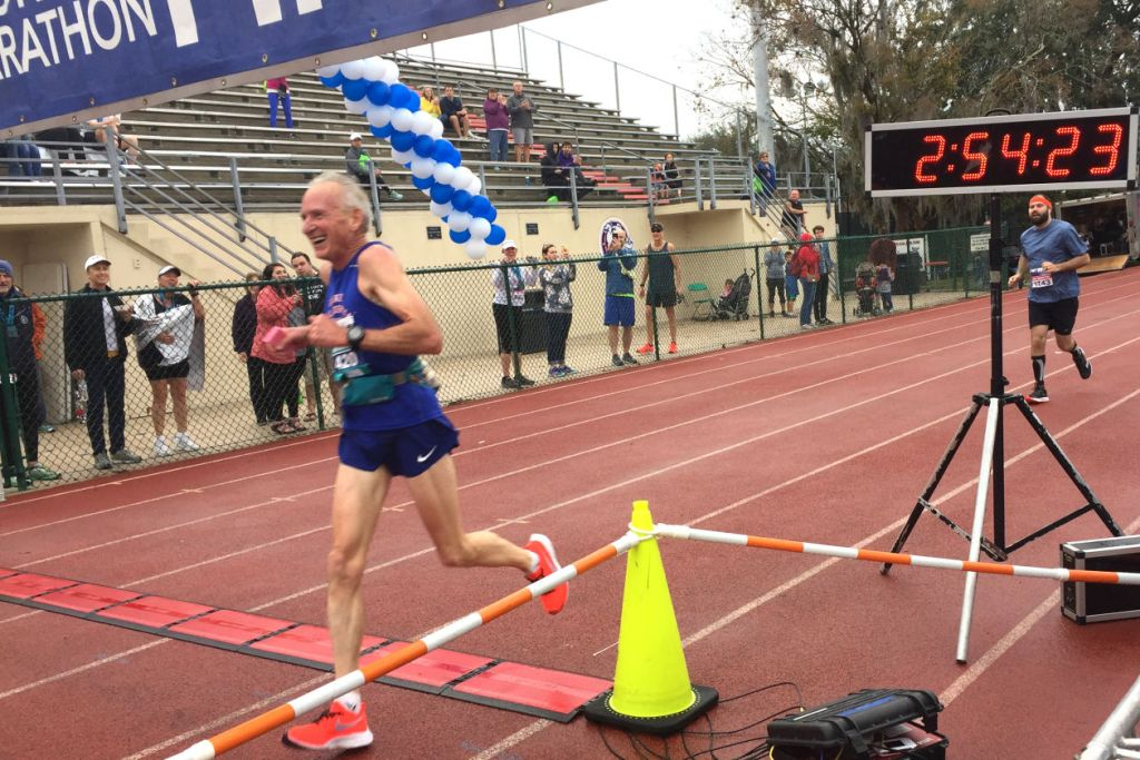 Secrets of 'UltraGeezer,' Earth's Fastest 70-Year-Old Distance Runner (#GotBitcoin?)