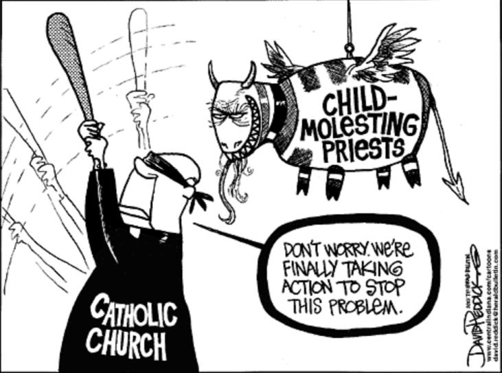 The Faithful Are Considering Abandoning The Church (#GotBitcoin?)