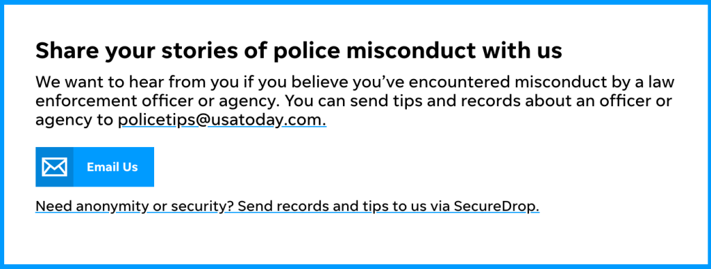We Found 85,000 Cops Who've Been Investigated For Misconduct. Now You Can Read Their Records (#GotBitcoin?)