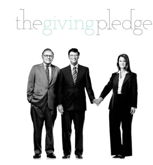 Another Crypto Billionaire Signs Gates, Buffet-Founded 'Giving Pledge' (#GotBitcoin?)