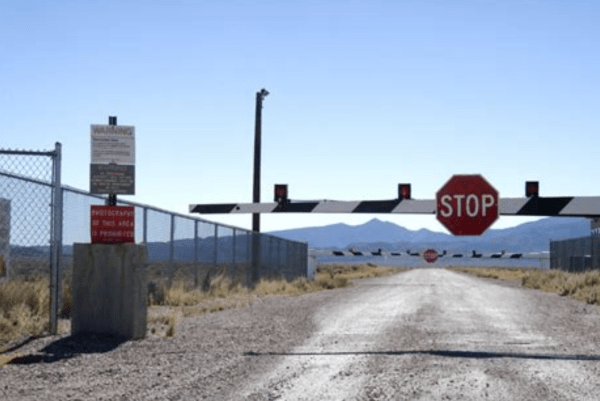 What's Really Going On At Area 51: Maybe the Biggest UFO Party On Earth (#GotBitcoin?)
