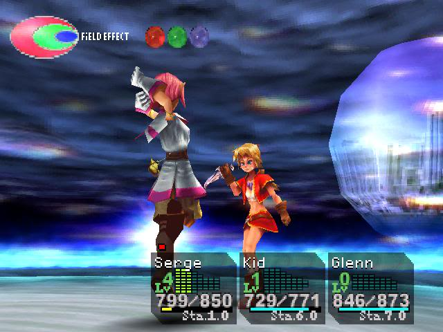 Chrono Cross Final Fight