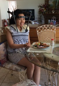 July 2015: Cooking with the brace