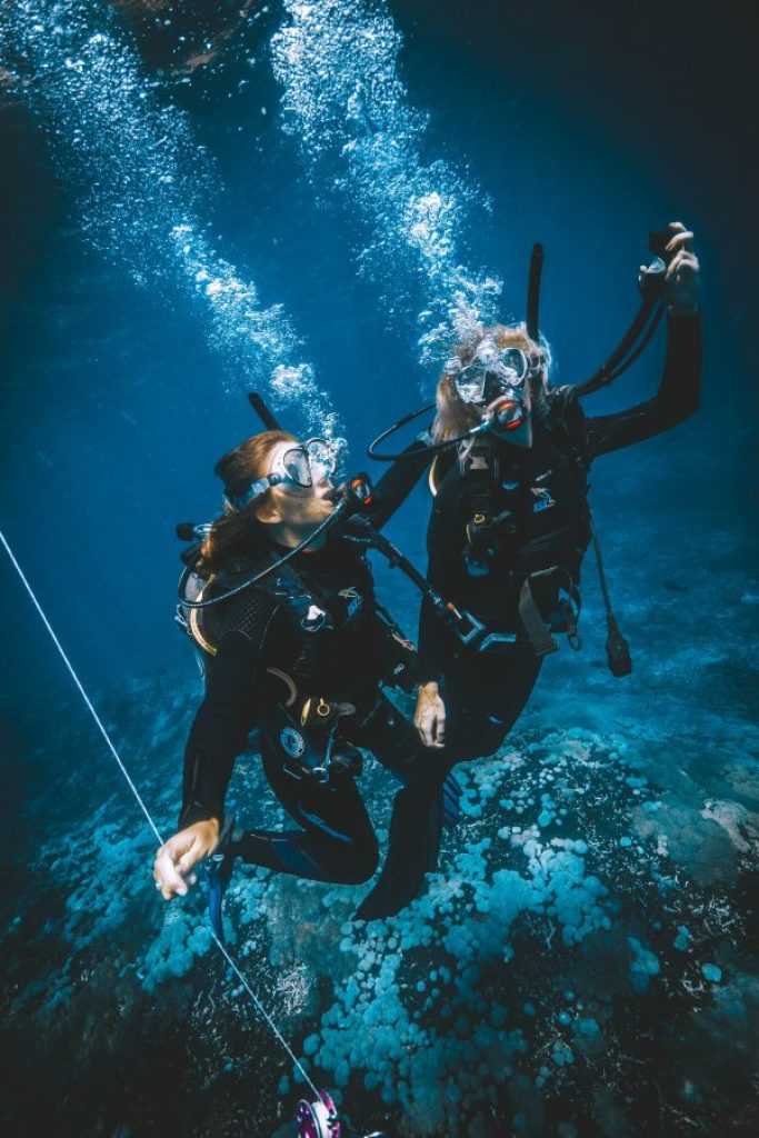<strong>TRY SCUBA</strong>