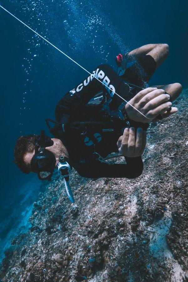 Diving in Nusa Penida