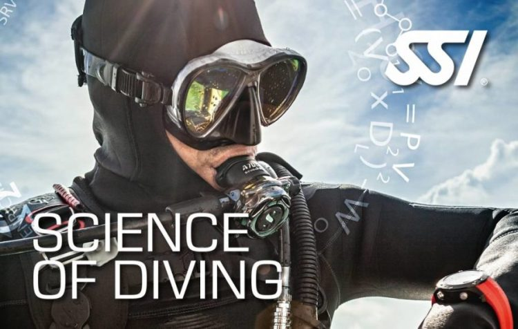 online scuba certification - ssi science of diving