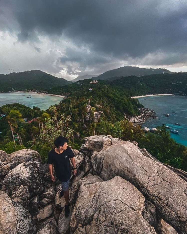 Koh Tao Island viewpoints 2