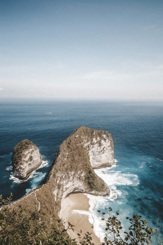 Kelinking Nusa Penida Island