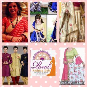 Parul's Fashion Hub Apparel