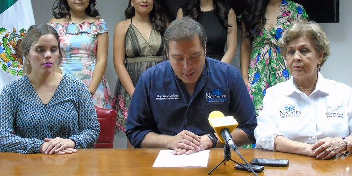 Nogales abre centros de acopio para damnificados
