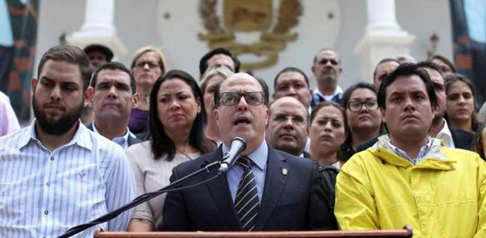 Asamblea Nacional pide ayuda al mundo contra régimen de Maduro