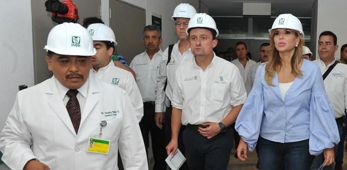 Se atenderán 400 mil usuarios en nuevo hospital del IMSS Nogales