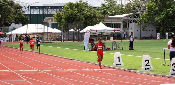 Sonorenses no bajan el ritmo en Paralimpiada Nacional de Atletismo