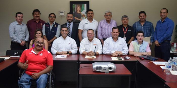 Eligen a Tonatiú López Premio Estatal del Deporte