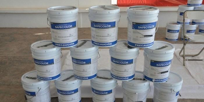 Sonora a la vanguardia; usará pintura con micro capsulas de insecticida