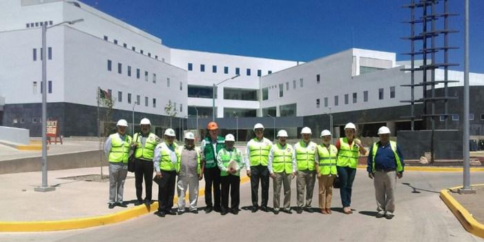 Sigue Nogales en espera de Hospital IMSS