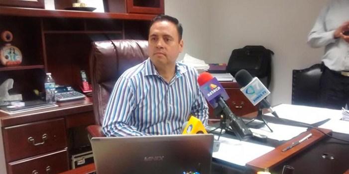Oficial renuncia de Tesorero de Nogales