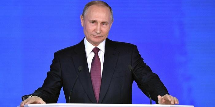 Putin presume sus nuevas armas nucleares