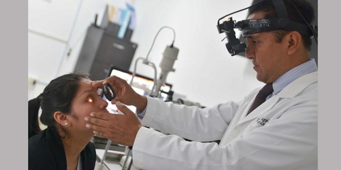 Detección temprana del glaucoma evita ceguera